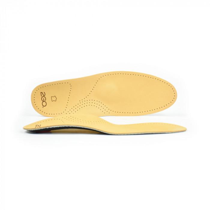 Plantillas ortopédicas para dar soporte a todo el pie