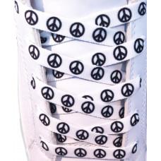 Cordones - 10mm Paz (blanco)