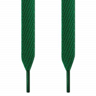 Cordones extra anchos verdes