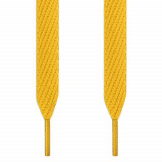 Cordones extra anchos amarillos