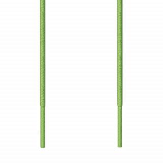 Cordones redondos finos verde lima