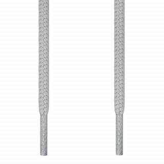 Cordones redondos gris claro