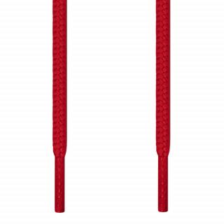 Cordones redondos rojos