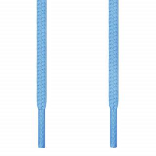 Cordones redondos azul claro