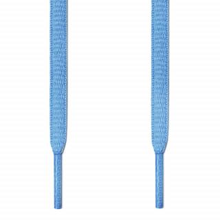 Cordones ovalados azul claro