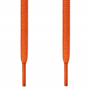 Cordones ovalados naranjas