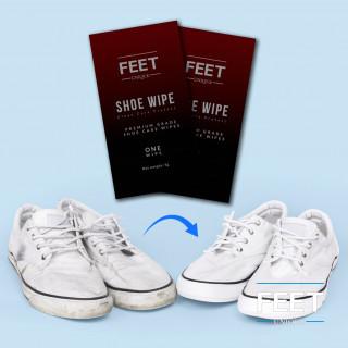 Toallitas limpiadoras para zapatos (2 unidades)