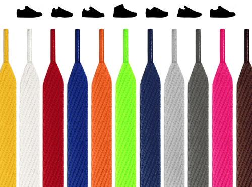 716ba757b7d34 Compra cordones planos para zapatillas